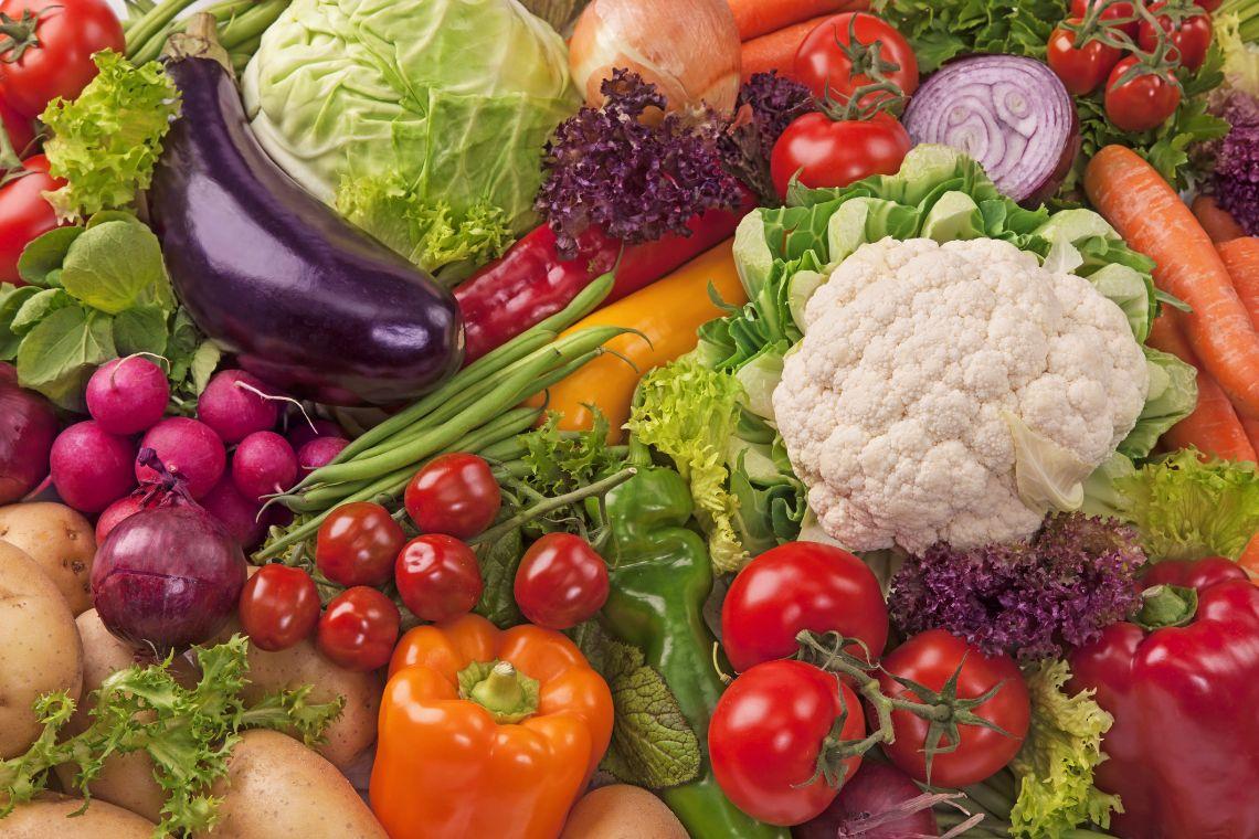 spis deg friskere og sterkere med grønnsaker
