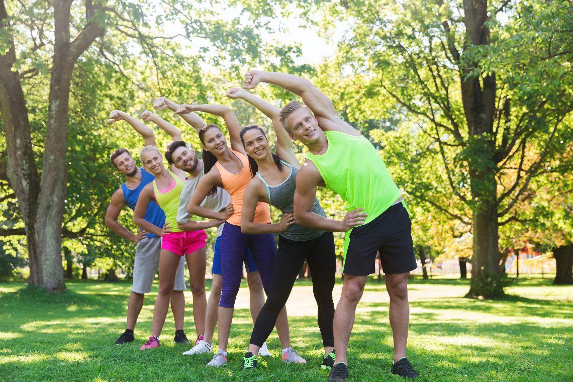 alle trenger å være fysisk aktiv