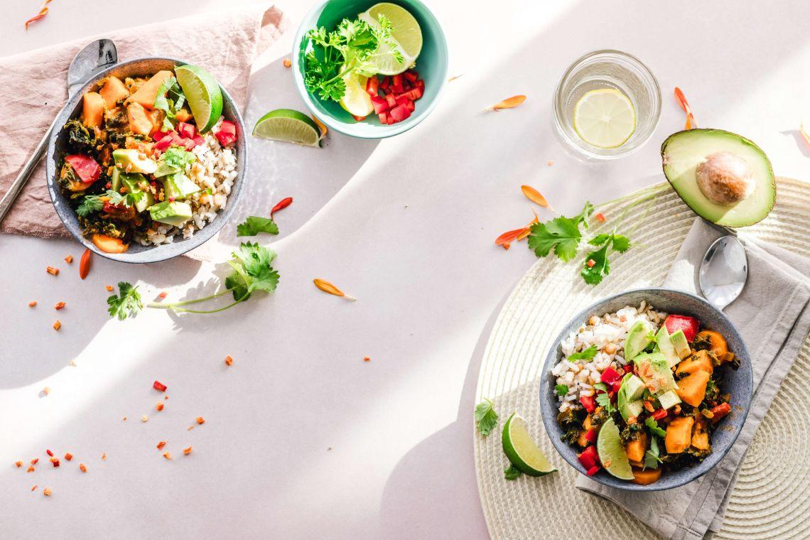 oppnå helsefordeler og tåler du maten du spiser