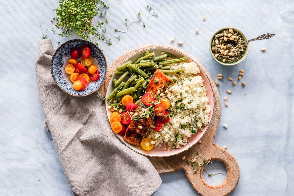 oppnå helsegevinst med naturlig mat