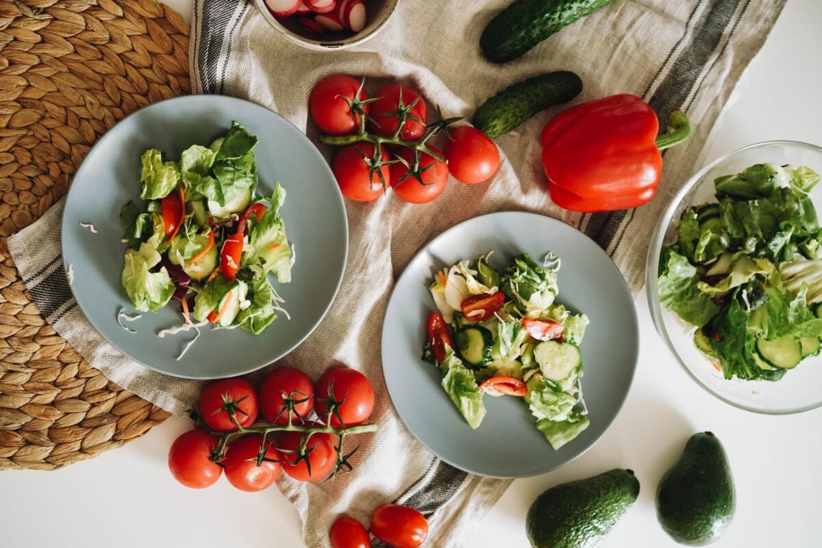 ren og naturlig mat for en god helse